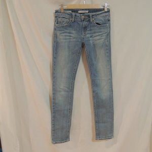 Vigoss Womens The Brooklyn skinny Jeans 3/4